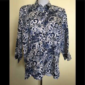 Women's Lauren by Ralph Lauren shirt size 3X.